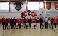 Lady Cavalier Basketball: In Honor of the Seniors
