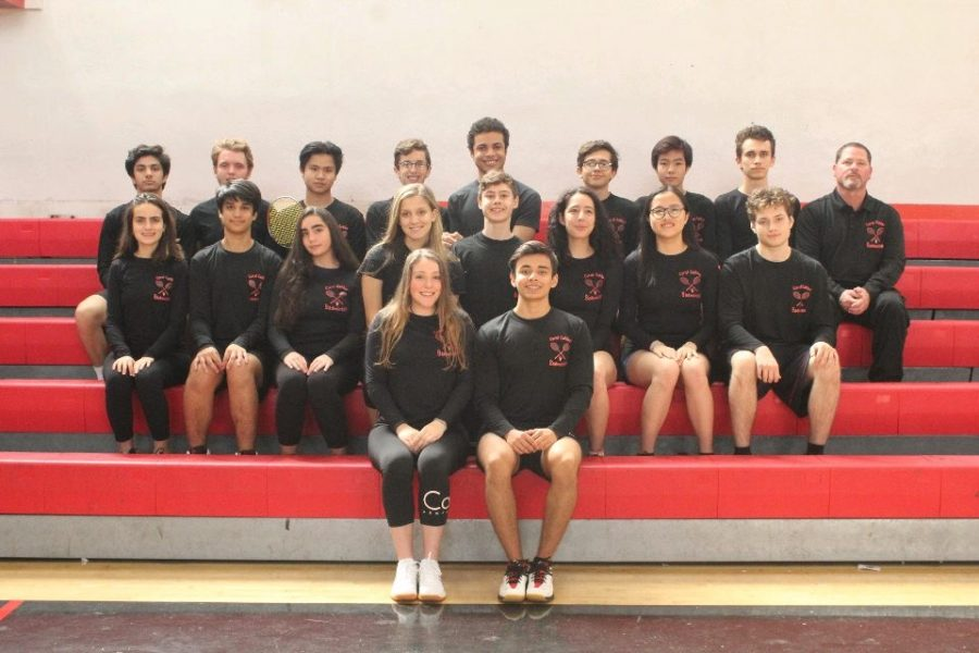 The Cavalier Badminton team is coming back to dominate the competition during the 2020 spring sports season. Holding multiple returning members and some new athletes, they are ready to show the district their competitive nature.
