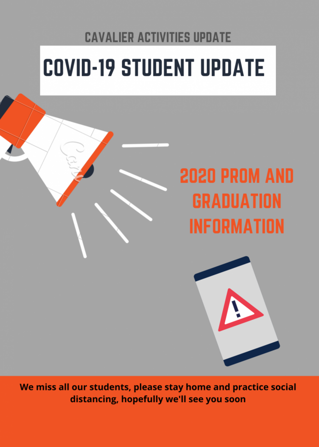 COVID-19 School Activities Update