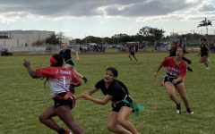 Lady Cavalier Flag Football Returns on the Right Foot