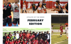 The February Athletes of the Month features a stacked amount of talent from athletes who wrestle, play soccer and basketball during the spring sports season.