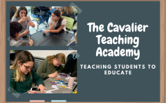 The Cavalier Teaching Academy: Teaching Students to Educate