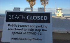 As Coronavirus continues to spread throughout the world, Florida Governor Ron DeSantis has decided to let cities open up their beaches this past week.