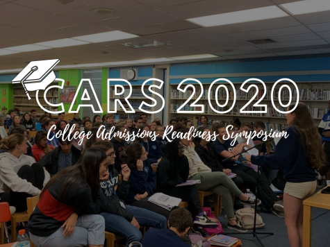 Despite the unfortunate circumstances that have come to light due to the coronavirus pandemic, Ms. Driver and her team of volunteer seniors are doing all they can to continue providing juniors with college readiness resources through CARS.