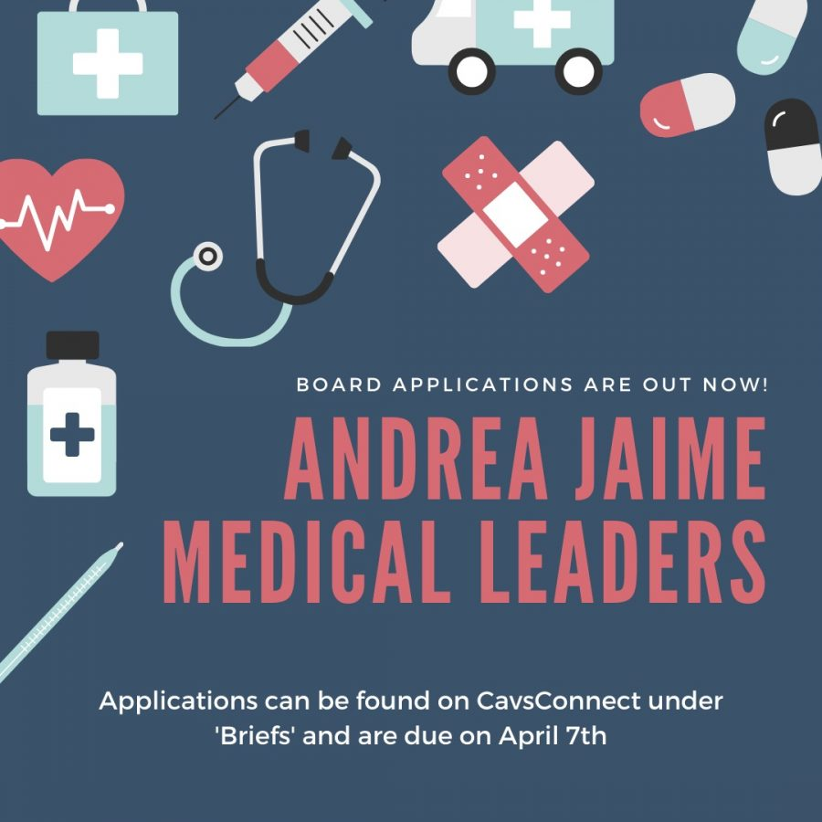 Andrea Jaime Medical Leaders Application 2020-21