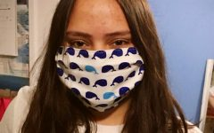 Ana Font Donates Masks To Those In Need