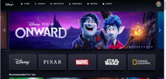Onward, se esperaba que la última película de Pixar llegara a los cines el 6 de marzo. Sin embargo, debido a los recientes acontecimientos, se lanzó en Disney +.