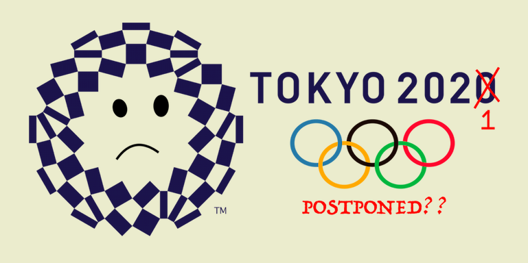 With+the+gravity+of+the+looming+Coronavirus%2C+athletes+all+over+the+world+are+going+to+have+to+hold+out+at+least+one+year+in+order+to+participate+in+the+Olympic+Games+in+Tokyo%2C+Japan.