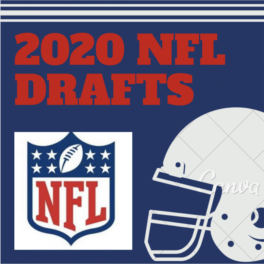 Even during the Coronavirus, the NFL is continuing with its drafts.