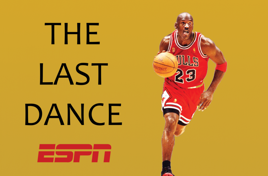 The+Last+Dance+is+ESPN%27s+new+documentary+about+the+Chicago+Bulls+starting+from+when+they+drafted+the+savior+of+their+franchise%2C+Michael+Jordan.+The+series+goes+in-depth+into+the+lives+of+these+players+and+the+progression+made+throughout+the+years+which+led+to+the+Bulls+dynasty+across+the+90%27s.++