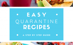 Some easy quarantine recipes that can cure the boredom everyone is feeling right now.