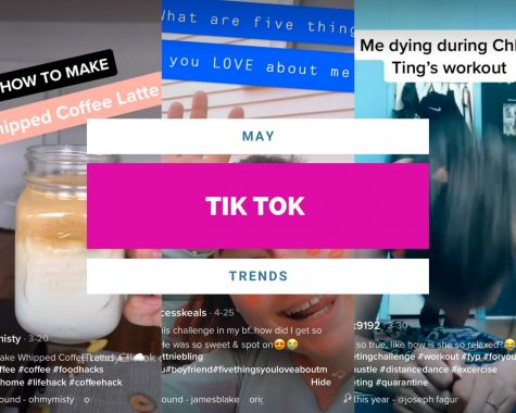 TikTok is known to begin trends where users are able to join in and keep up to date with everyday. These trends have been able to entertain  its users with these trends all throughout quarantine.