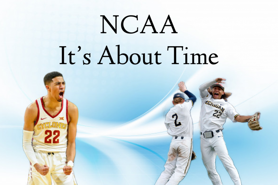 With mass media scrutiny hitting the NCAA hard, they were practically forced to change a very fundamental rule that they've adopted since the beginning, just to stay afloat in completion with other alternative leagues for young college athletes.