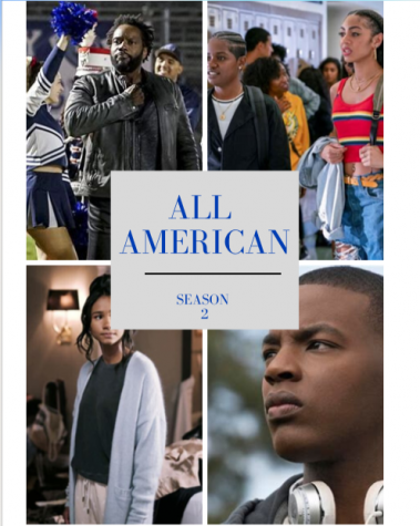 "The brand new season of ""All American"" highlights family, love, and self-worth."