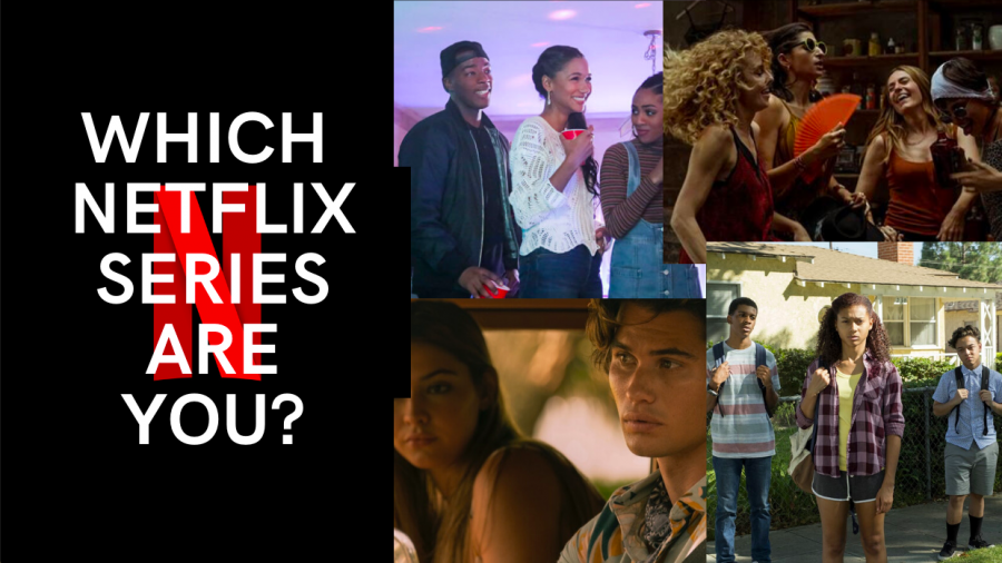 Take this short quiz and find out what trending show you are!