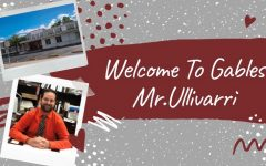 Coral Gables Senior High Welcomes New Principal, Mr. Tony Ullivarri