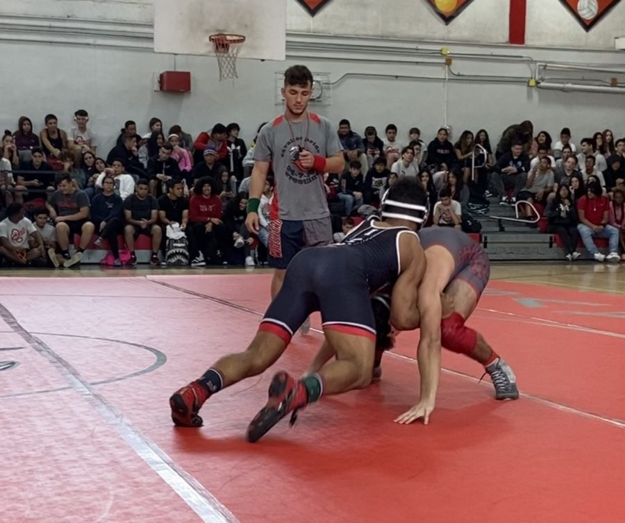 Due to unforeseen circumstances the wrestling team has been unable to practice with each other. If the season gets the green light they plan on scrimmaging against each other like last year on Nov. 13.