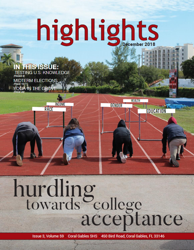highlights Issue 3, Volume 59