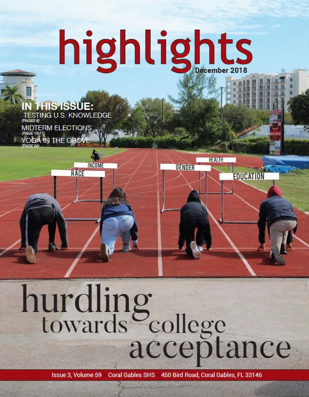 highlights Issue 3, Volume 59
