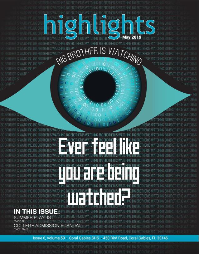 highlights Issue 6, Volume 59