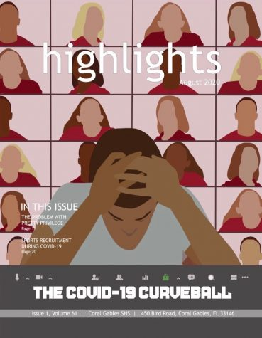 highlights magazine Issue 1, Volume 61