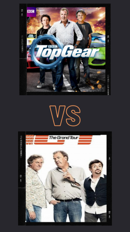 The two shows are notorious for their witty jokes and car fanatics.