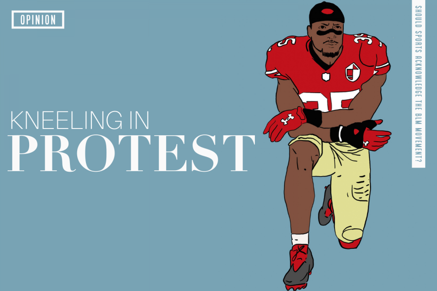 Since Colin Kaepernick first knelt during the national anthem six years ago, protests against systemic racism have sparked many debates. However, they are important to establish dialogue surrounding important issues.