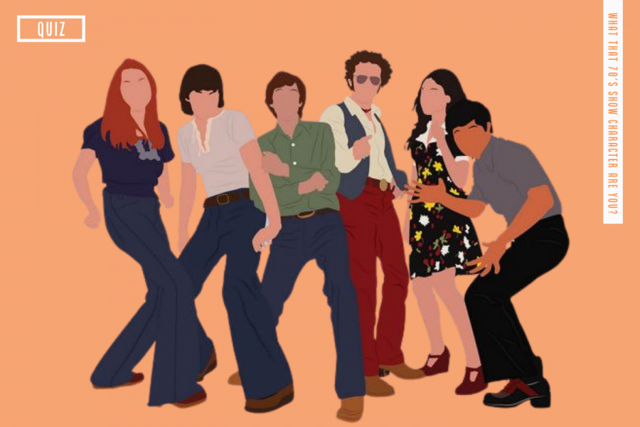 What That 70's Show Character Are You?