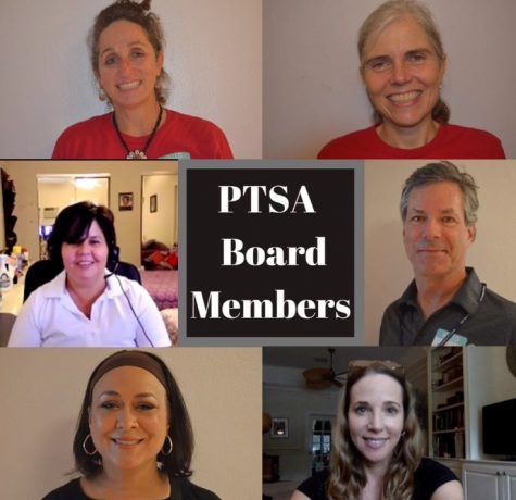 Official PTSA Board Members for the 2020-2021 school year!