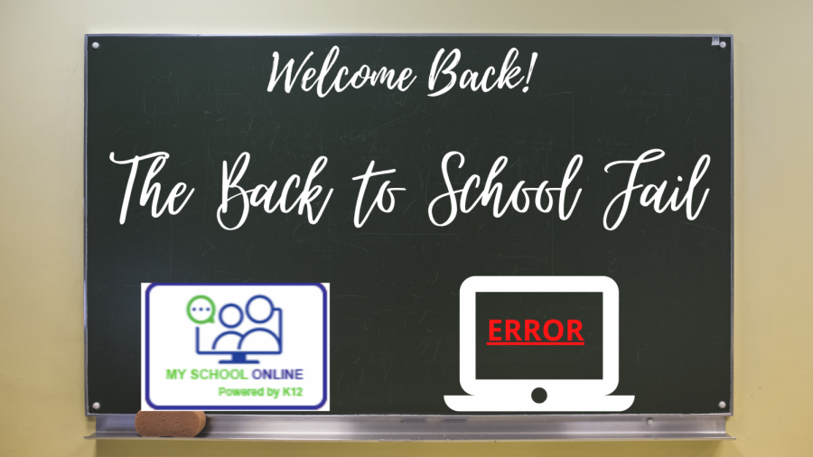 After intense preparations for the start of virtual classes for the school year, the overwhelming use of the MSO and Dadeschools websites along with cyber attacks caused these platforms to crash. Students and teachers had to resort to using Zoom and Teams in order to have classes.