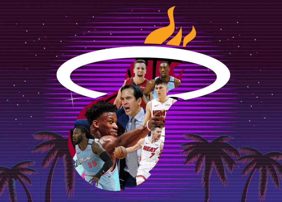 The Miami Heat have stunned the entire league with them breezing past the first two rounds of the postseason and facing the Celtics up next in the Eastern Conference Finals