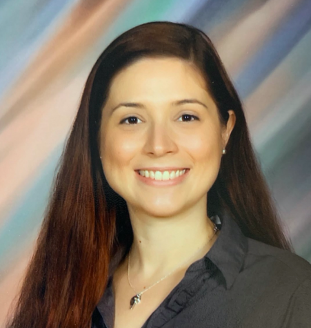 Mrs. Kostovski is our new counselor for the Academy of Design, Education, and Hospitality.