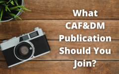 What CAF&DM Publication Should You Join?