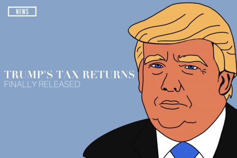 The New York Times recently caused a political stir by releasing information on the president's tax reports, reporting shocking information.