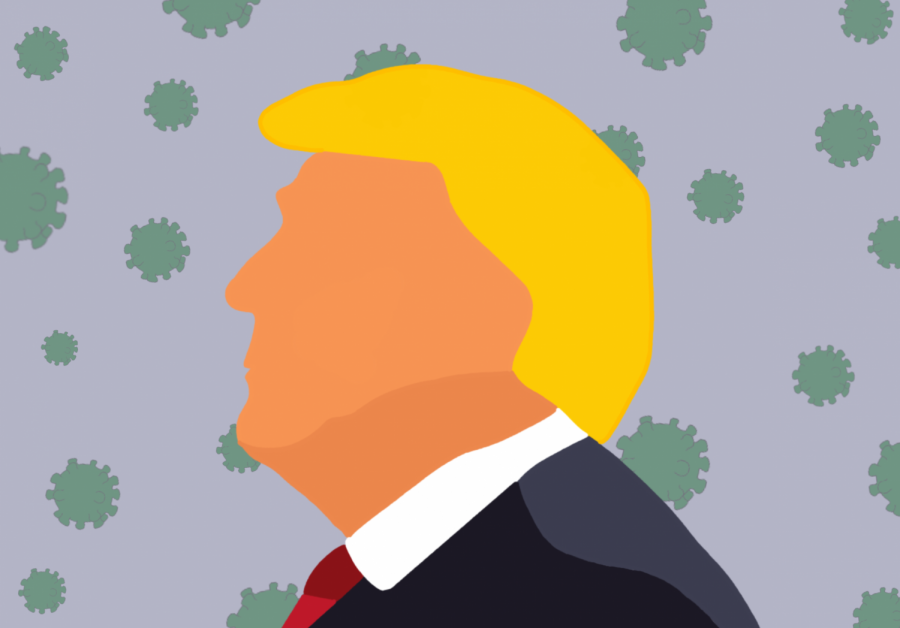 President Trump announced that he has contracted the COVID-19 virus and is currently receiving treatment at the Walter Reed National Military Medical Center.