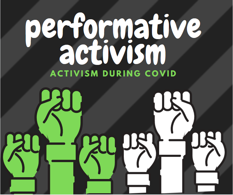 Due to the rise of social media, we have seen the rise of performative activism and people putting up an act for likes and clicks. There are several ways we can combat this and be better activists.