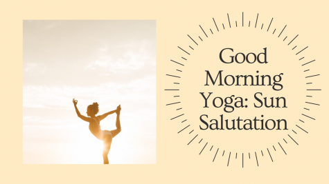 Good Morning Yoga: Sun Salutation