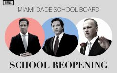 The MDCPS emergency school board meeting on Sept. 29 resulted in the surprising announcement that in-person learning will be returning as soon as Oct. 5.