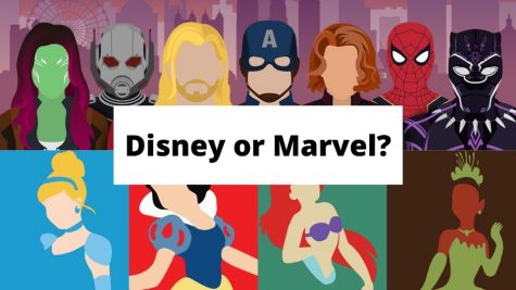 Are You Disney or Marvel?