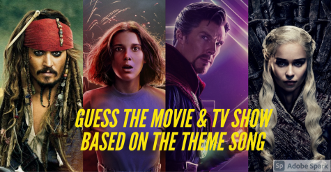 Guess These Movies & TV Shows Based on Their Theme Songs
