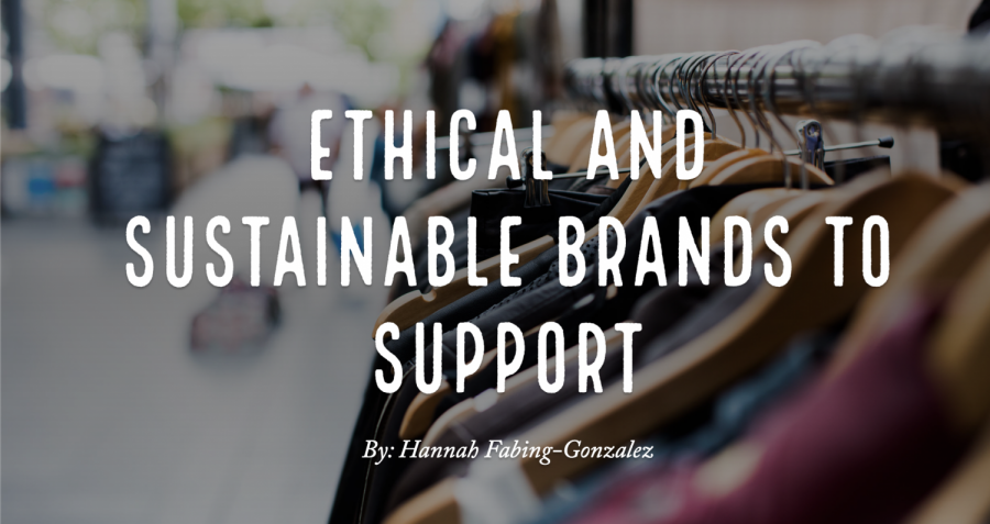 Ethical and Sustainable Brands to Support