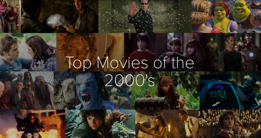 Top Movies of the 2000's