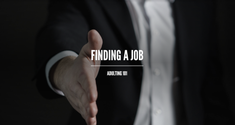 Adulting 101: Finding A Job