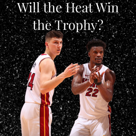 The Heat have finally made it to their first NBA Final since 2015. Could they take home the trophy?