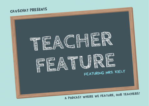 CavsChat: Teacher Feature - Mrs. Kiely