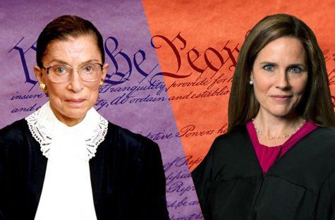 Donald Trump quiere llenar de inmediato el lugar de Ruth Bader Ginsburg con Amy Coney Barett la cual está en contra de todas las opiniones que tenía RBG.