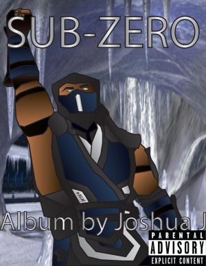 Johnson worked tirelessly for months on his album, Sub-Zero.