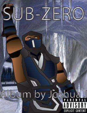 Johnson worked tirelessly for months on his album, Sub-Zero.
