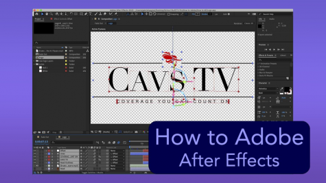 CavsTV Tutorials: Adobe After Effects