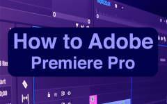 CavsTV Tutorials: Adobe Premiere